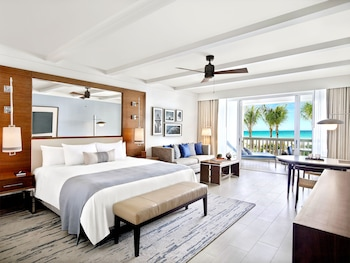 Villa, 1 King Bed, Ocean View