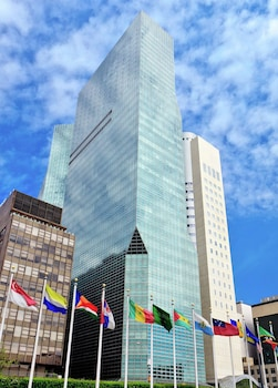 Hotel - Millennium Hilton New York One UN Plaza