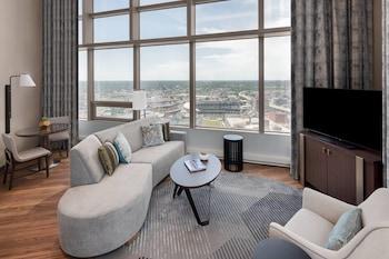 明尼阿波利斯市中心萬豪飯店 Minneapolis Marriott City Center