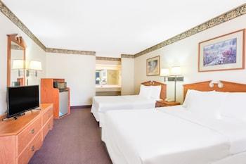 馬歇爾溫德姆戴斯套房飯店 Days Inn & Suites by Wyndham Marshall