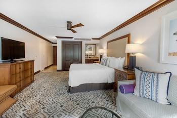 Room, 1 King Bed (Poolside Ground Floor)