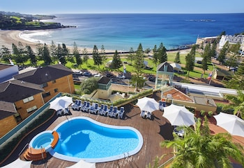 Hotel - Crowne Plaza Coogee Beach