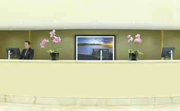 Lobby at Crowne Plaza Coogee Beach in Coogee