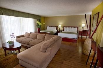 Studio Suite, 2 Queen Beds, Non Smoking