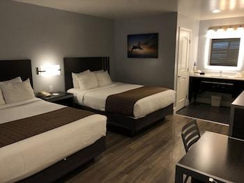 Hotel - Pacific Inn