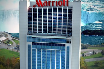 Hotel - Niagara Falls Marriott on the Falls