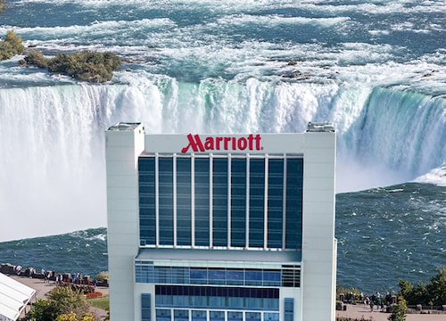 . Niagara Falls Marriott on the Falls