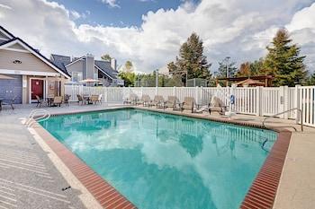 北西雅圖 - 林伍德埃弗雷特萬豪長住飯店 Residence Inn by Marriott Seattle North-Lynnwood Everett