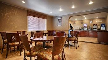 Monterey Park Inn - Breakfast Area  - #0
