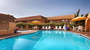 Hotel - Monterey Park Inn