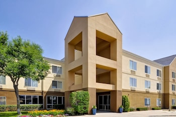 Hotel - Fairfield Inn & Suites Dallas Medical/Market Center