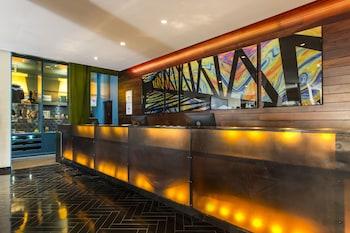 Reception at Hotel Derek Houston Galleria in Houston