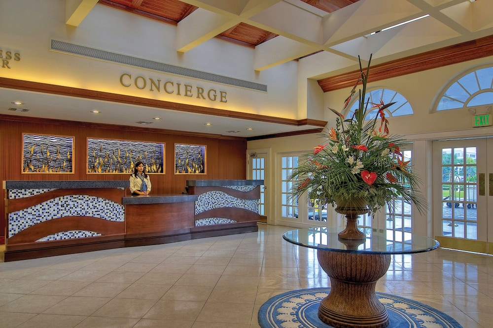 Concierge Desk