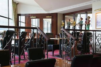 倫敦不列顛國際大飯店, 金絲雀碼頭