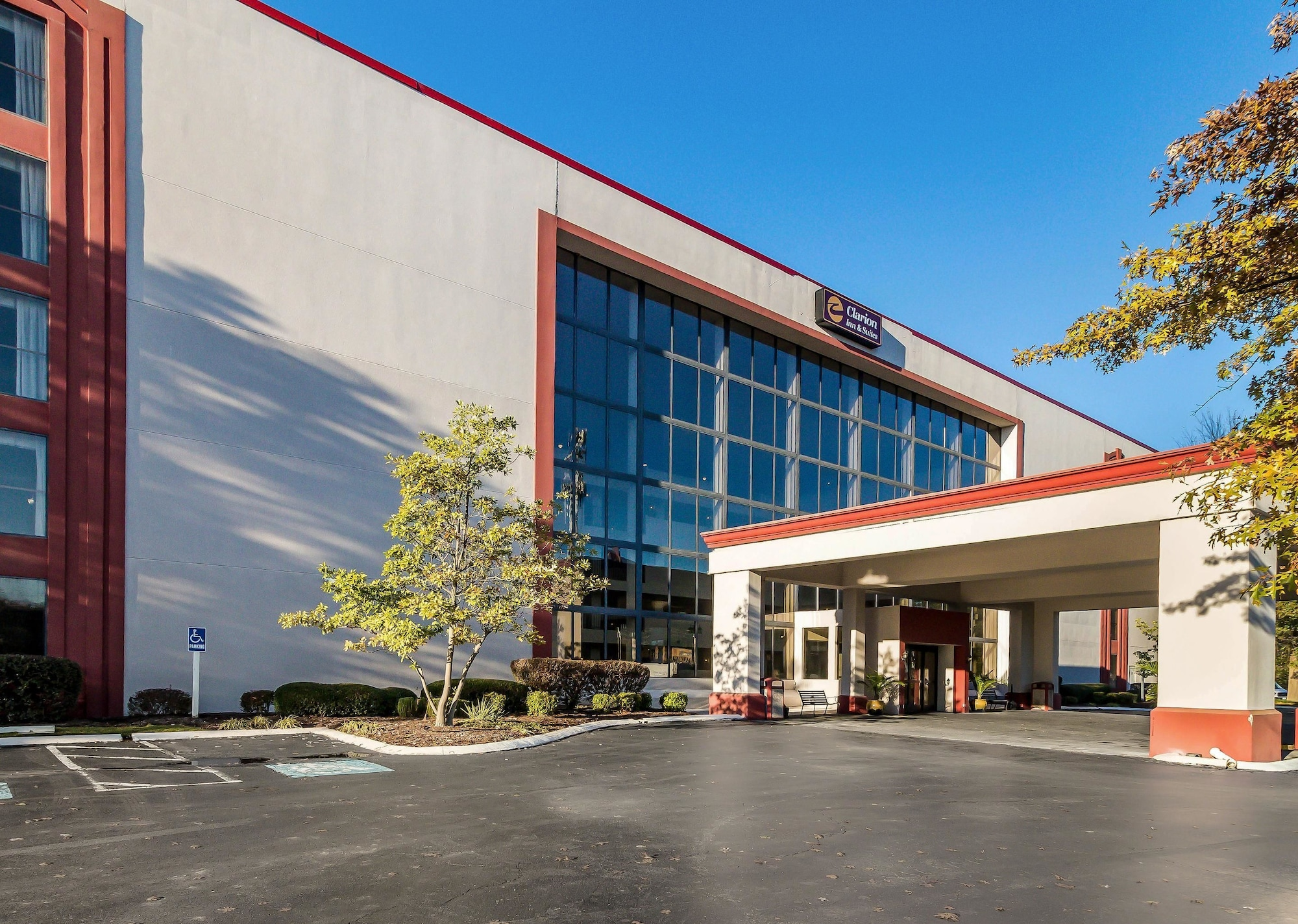 Clarion Hotel Convention Center Jackson Northwest, Madison
