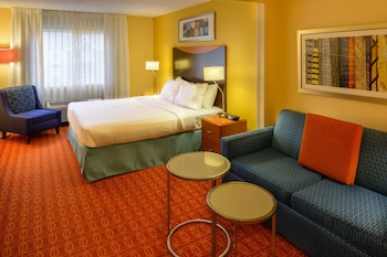 Collinsville Vacations - Fairfield Inn by Marriott St. Louis Collinsville, IL - Property Image 1