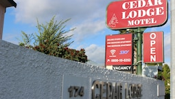 Cedar Lodge Motel Hamilton