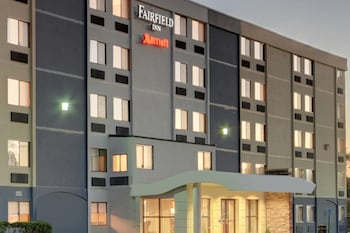 Hotel - Fairfield Inn by Marriott Boston Woburn-Burlington