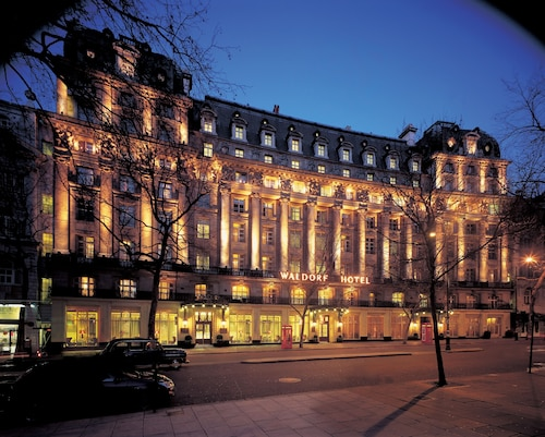 The Waldorf Hilton, London, London