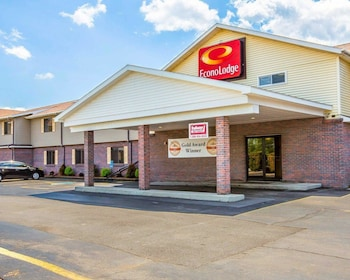 Hotel - Econo Lodge Massena Hwy 37