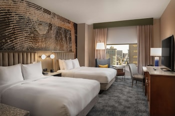 Room, 2 Queen Beds, Executive Level