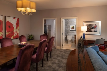 Presidential Suite, 1 King Bed (1 King Bed)