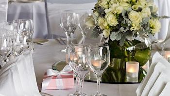 屋内結婚式場