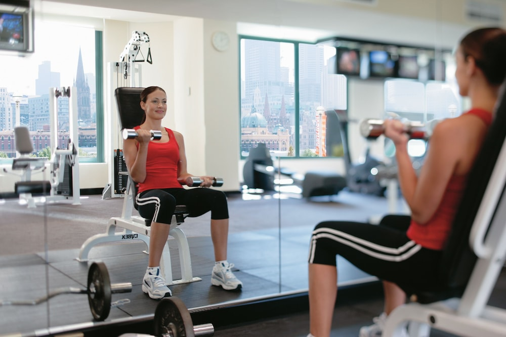 Health and Fitness : Fitness Facility 24 of 94