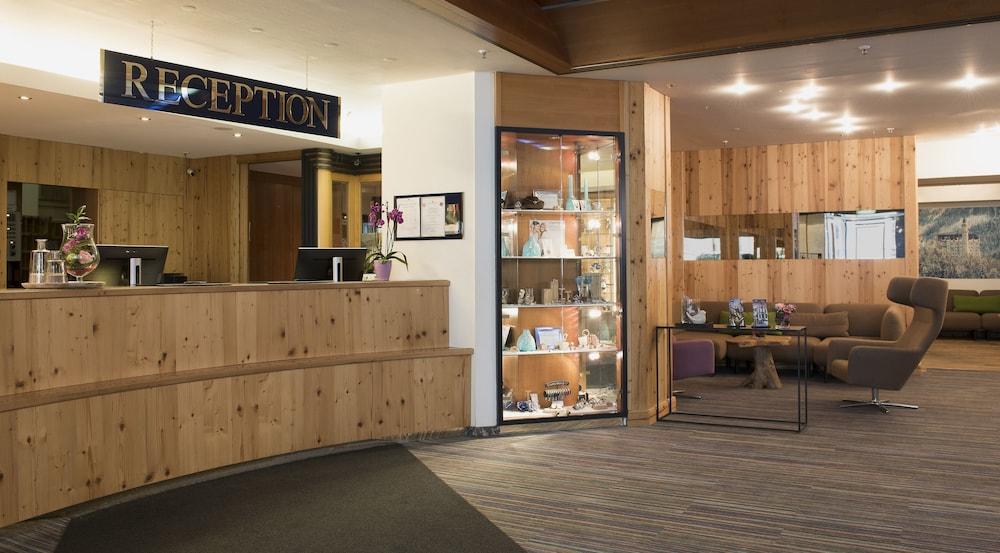 루이트폴트파크-호텔(Luitpoldpark-Hotel) Hotel Image 2 - Reception