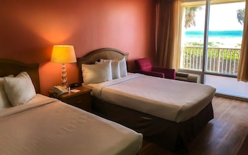 Standard Room, 2 Double Beds, Non Smoking, Oceanfront