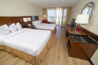 Suite, 2 Double Beds, Non Smoking, Oceanfront