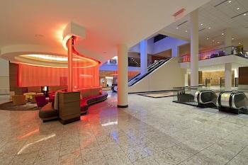卡拉馬祖中心拉迪森廣場飯店 Radisson Plaza Hotel at Kalamazoo Center