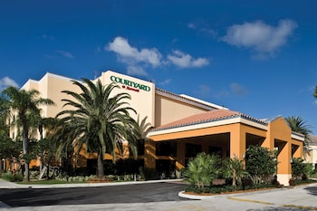 Hotel - Courtyard by Marriott Boynton Beach