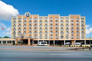 紐約大道凱藝套房飯店 Quality Inn & Suites New York Avenue
