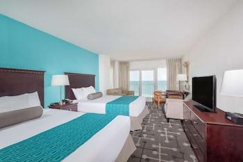 Room, 2 Queen Beds, Non Smoking, Oceanfront