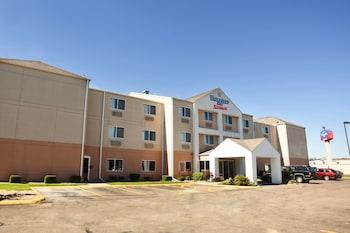 托皮卡費爾菲爾德旅館 Fairfield Inn Topeka