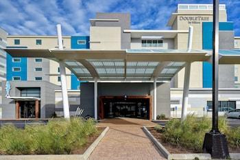 弗吉尼亞海灘海濱南希爾頓逸林渡假村 DoubleTree by Hilton Virginia Beach Oceanfront South