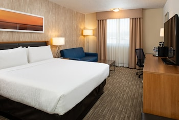Standard Room, 1 King Bed, Accessible (Hearing, Roll-In Shower)