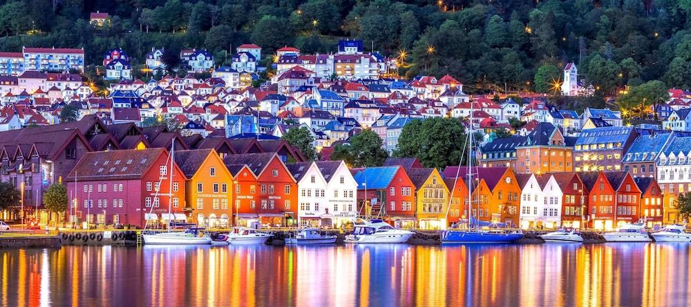 Hotel Radisson Blu Royal Hotel, Bergen