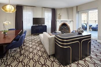 Suite, 1 Bedroom, Balcony, View