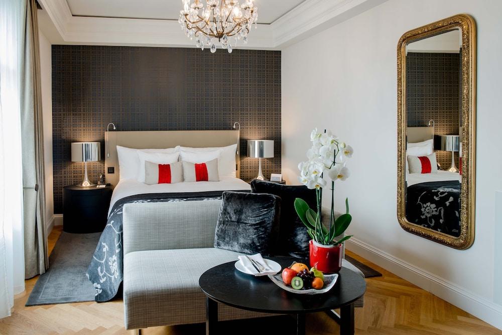 호텔 슈바이처호브 베른 & 더 스파(Hotel Schweizerhof Bern & THE SPA) Hotel Image 7 - Guestroom
