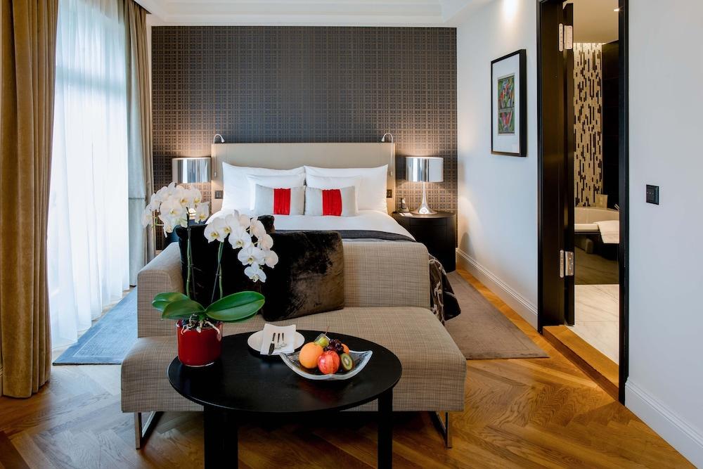 호텔 슈바이처호브 베른 & 더 스파(Hotel Schweizerhof Bern & THE SPA) Hotel Image 39 - Guestroom