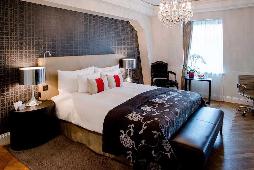 호텔 슈바이처호브 베른 & 더 스파(Hotel Schweizerhof Bern & THE SPA) Hotel Image 40 - Guestroom