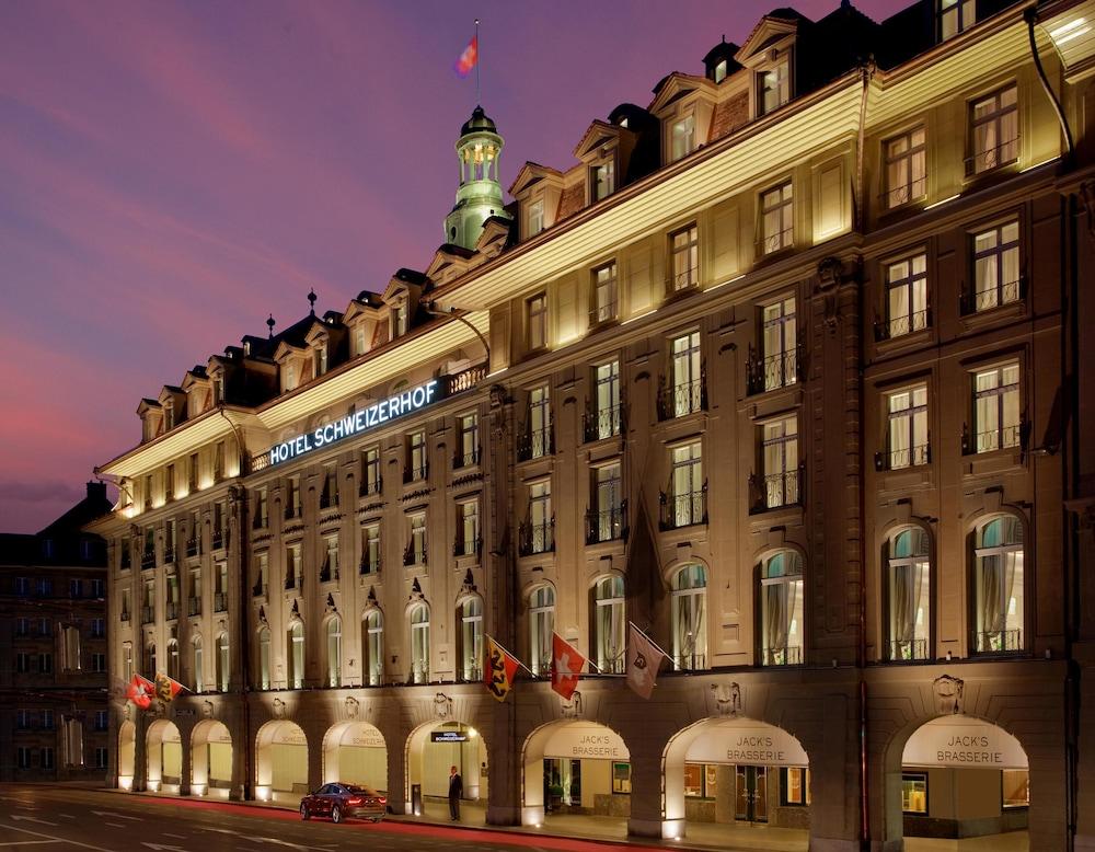 호텔 슈바이처호브 베른 & 더 스파(Hotel Schweizerhof Bern & THE SPA) Hotel Image 100 -