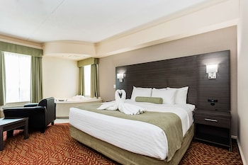Standard Room, 1 King Bed, Jetted Tub, Tower