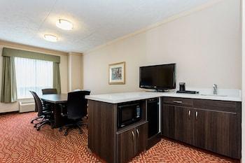 Executive Suite, 1 King Bed, Non Smoking, Kitchenette