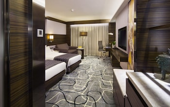 Residence Club Deluxe Room with Club Lounge Access
