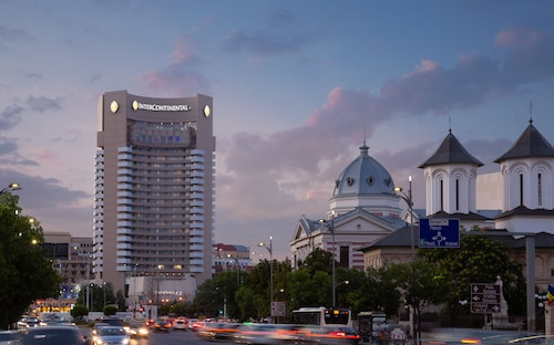 . InterContinental Bucharest, an IHG Hotel