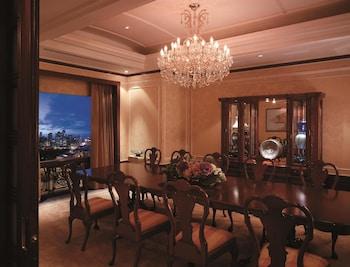 Makati Shangri-La Room