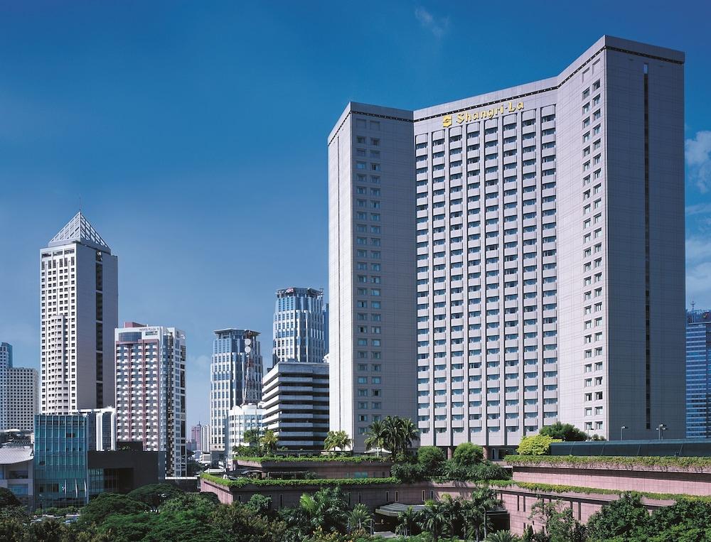마카티 샹그릴라 호텔- 마닐라